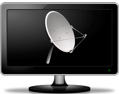 Satellite Tv Internet >> Internet Satelite Tv 2 Television Direct Tv Or Netflix